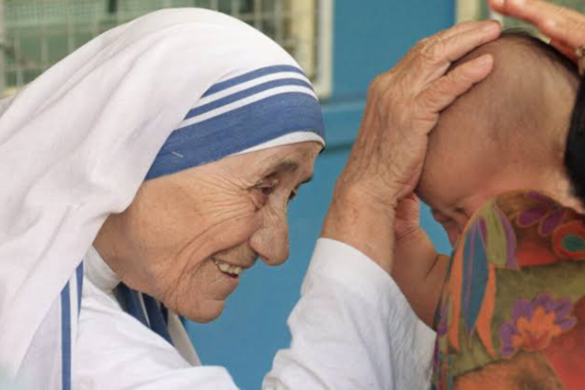 The legacy of Mother Teresa