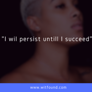 6 successful people that persisted untill they succeed